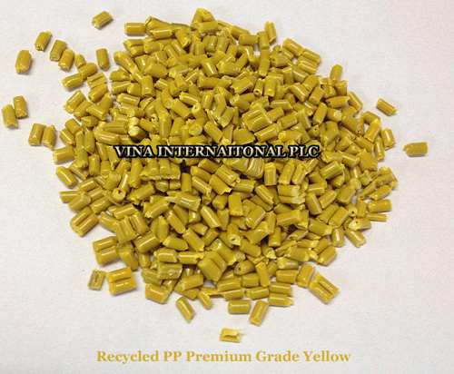 Manufacturer of Recycled Polypropylene (PP) for injection